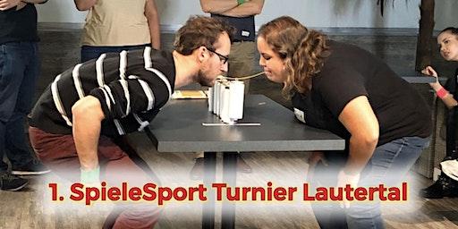 1. SpieleSport Turnier Lautertal