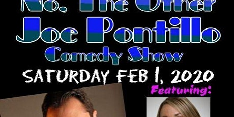 No, The Other Joe Pontillo Comedy Show tickets