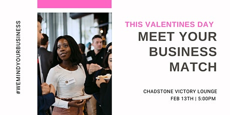 Meet Your Business Match | Networking Event tickets