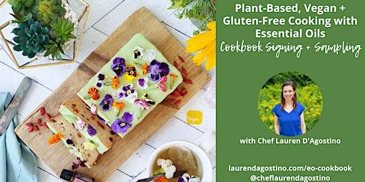 Cookbook Signing + Sampling
