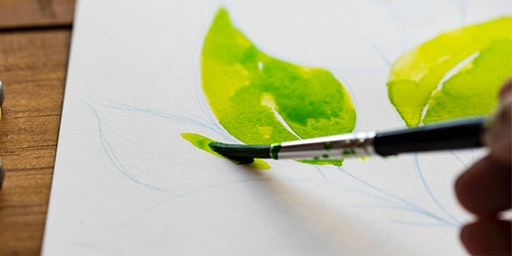 Introduction to Watercolour - taster class