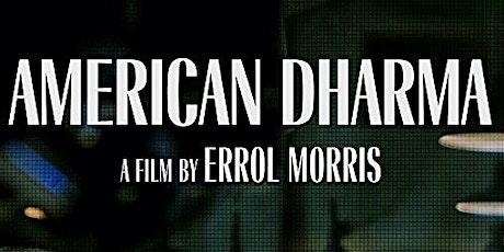 AMERICAN DHARMA tickets