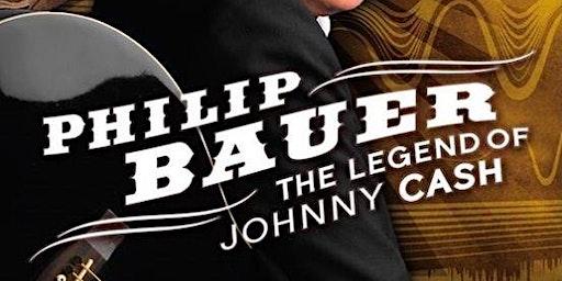 Johnny Cash (Philip Bauer) Dinner Show