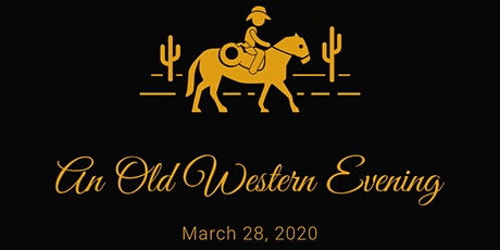 An Old Western Evening tickets