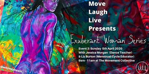 Exuberant Woman Event 3 - Dance and Cycles