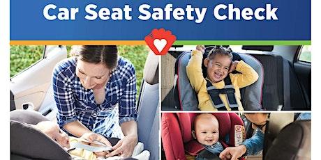 Car Seat Safety Check - Joe DiMaggio Children's Hospital Specialty Center tickets