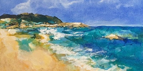 Mixed Media Beachscape Workshop tickets