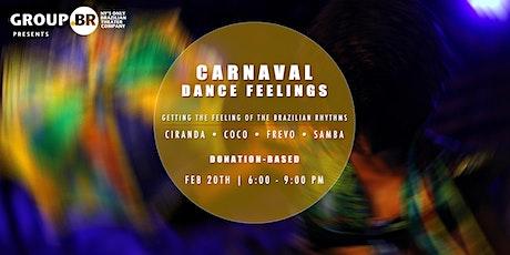 Carnaval Dance Feelings tickets