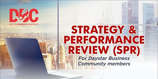 2020 STRATEGY & PERFORMANCE REVIEW