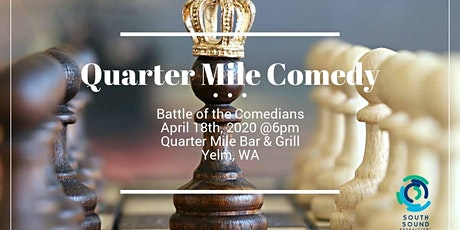 2nd Annual Battle of the Comedians tickets