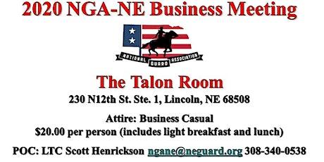 2020 NGA-NE Business Meeting tickets