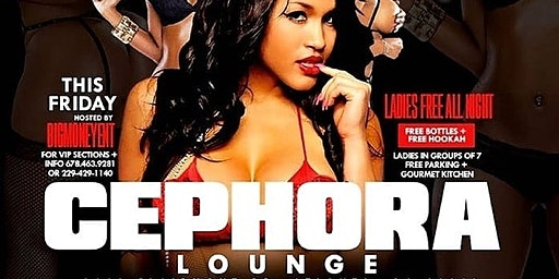 What's Poppin Atl Gday TakeOver Friday At Cephora Lounge