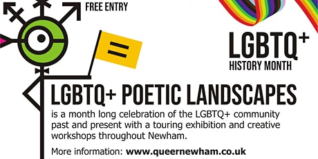 LGBTQ-Poetic Landscape tickets