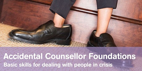 Accidental Counsellor Foundations - Grafton tickets