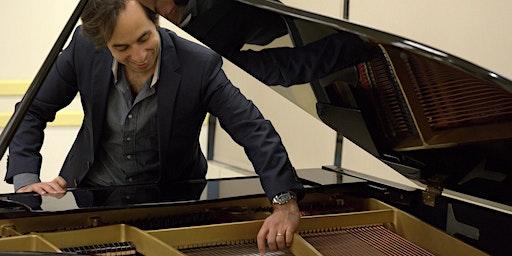 ピアノソロリサイタル Tokyo Piano Recital with Cyrus von Hochstetter