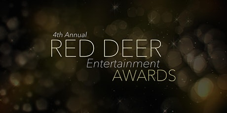 Red Deer Entertainment Awards tickets