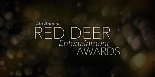 Red Deer Entertainment Awards