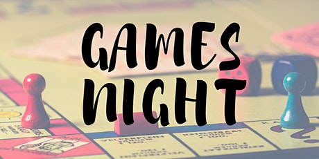Young Adults - Games Night tickets