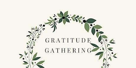 Gratitude Gathering  tickets