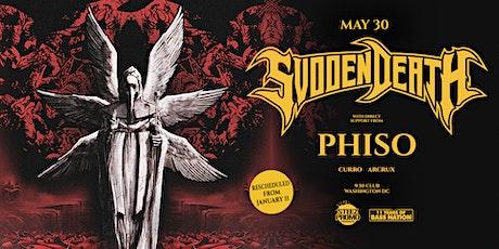 Svdden Death (NEW DATE) tickets