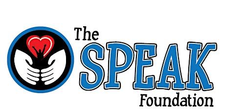 Speak Foundation Atlanta Conference tickets
