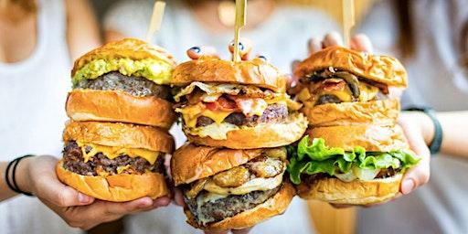 Chef Battle: Burger Battle