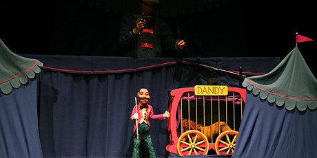 All the World's Our Playground: Da'Silva Marionette Circus Troupe tickets