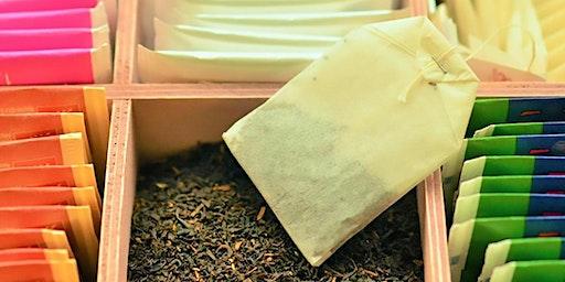 Seniors Festival:  Teabag Making Workshop - Forster