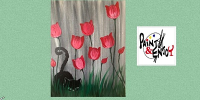 "Paint and Enjoy "" OLd Republic Distillery ""Fundraise Heavenly Paws """