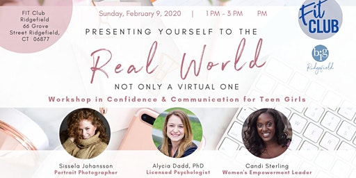 Presenting Yourself to the Real World | A Workshop for Teen Girls