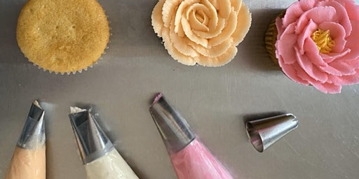 Baked Blooms Floral Cupcake Workshop - Additional date