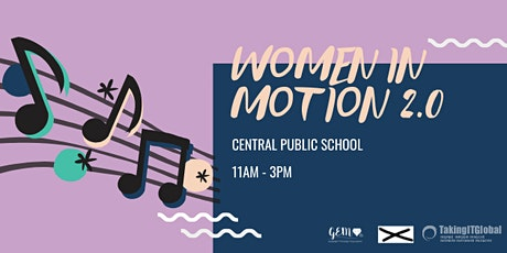 Women in Motion 2.0 - Part II tickets