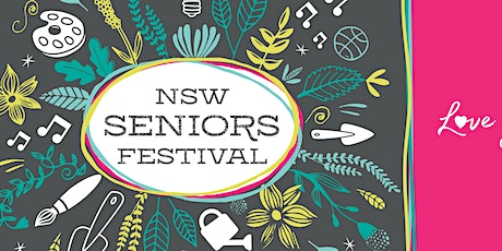 Seniors Festival: Memoir workshop - Forster tickets