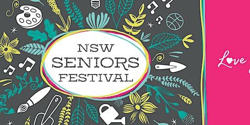 Seniors Festival: Memoir workshop - Forster
