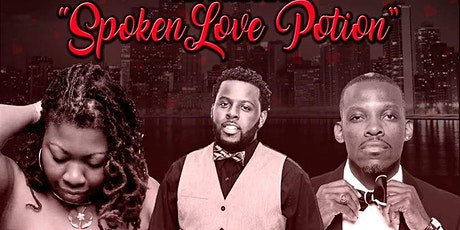 HOT SAUCE POETRY All-star Weekend Valentine's Day tickets