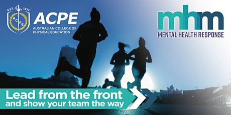 Mental Health Response Course for Sport l Get your head in the game tickets