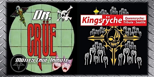 Dr. Crüe [Mötley Crüe] and Kingsryche [Queensryche] at Louie Gs!