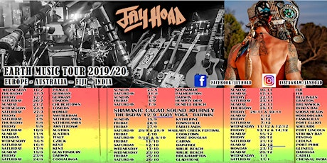 Jay Hoad at Coffin Bay Hotel tickets