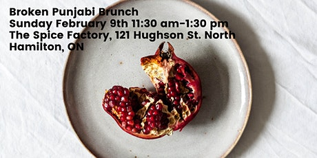 broken punjabi brunch tickets