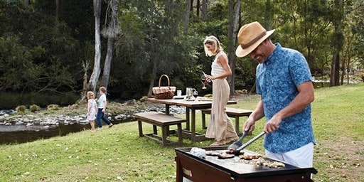 Australia Day Long Weekend at O'Reilly's Canungra Valley Vineyards