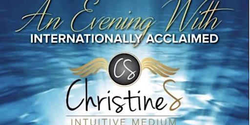 Evening with Christine S Intuitive Medium