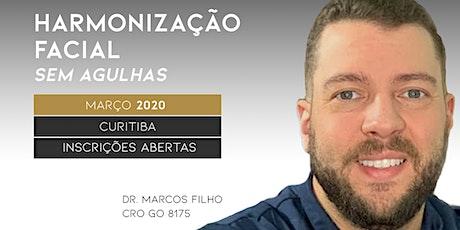 Dr Marcos Filho - HOF Sem Agulhas - Técnica Comfort-In ingressos