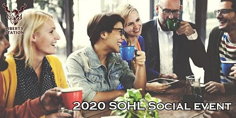 2020 SOHL Social Meetup & Networking Night tickets