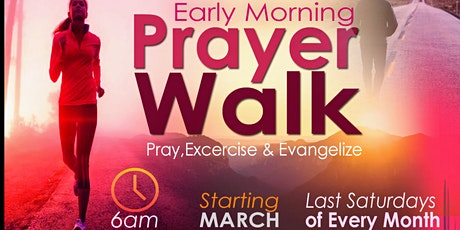 Worcester PRAYER WALK tickets