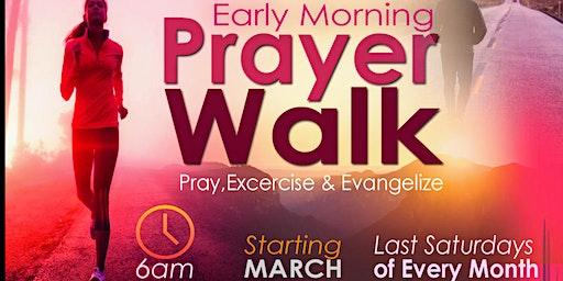Worcester PRAYER WALK