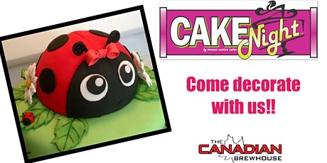 CakeNight - Lewis Estates, EDM - Lady Bug Cake tickets