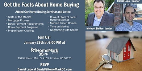 First Time Home Buying Seminar Downtown Littleton tickets