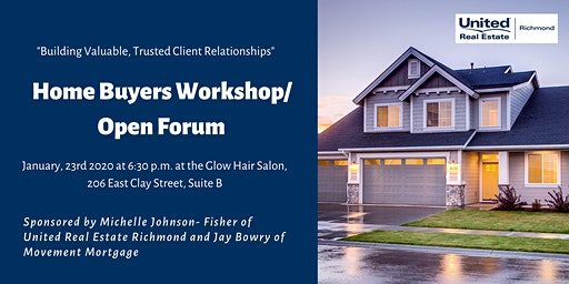 Home Buyers Workshop  / Open Forum