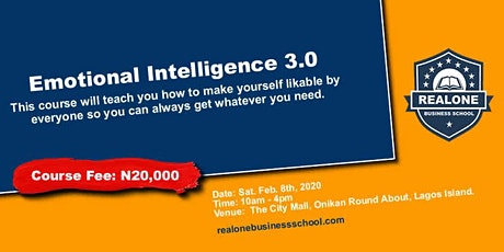 Emotional Intelligence 3.0 Certification Course tickets