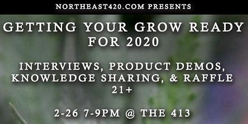 Getting your grow ready for 2020